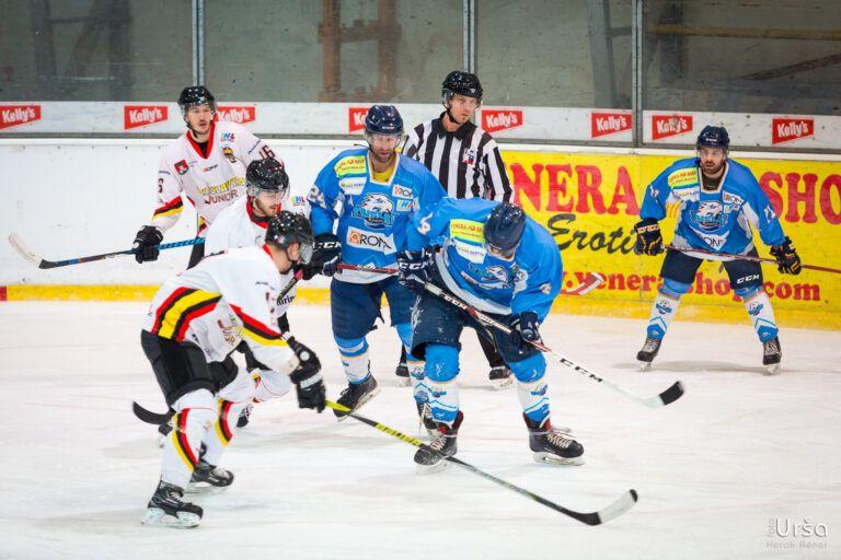 Člani: V soboto prva tekma finala IHL